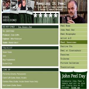 Image for 'John Peel Session 1982'