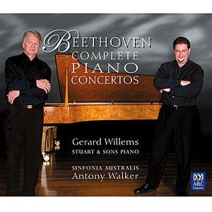 Bild für 'Beethoven: Complete Piano Concertos'