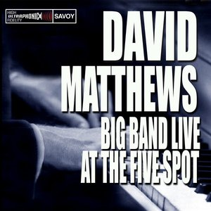 Image for 'Big Band Live at the Five Spot'