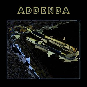 Image for 'Addenda'