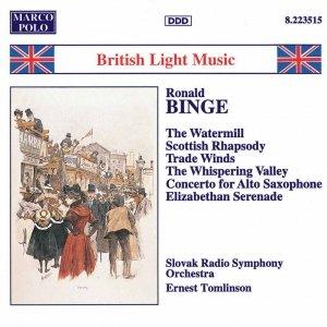 Image for 'BINGE: The Watermill / Scottish Rhapsody'