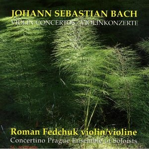 Immagine per 'Johann Sebastian Bach: Violin Concertos'