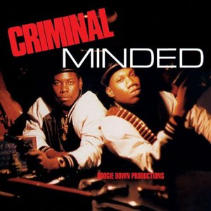 Image for 'Criminal Minded'