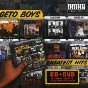 Image for 'Geto Boys Greatest Hits'