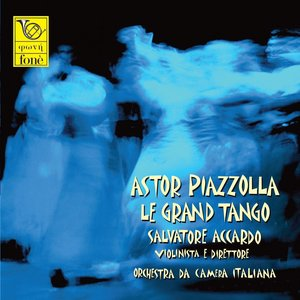 Image for 'Piazzolla : Le Grand Tango'