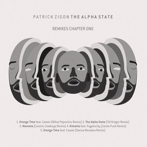 Image for 'The Alpha State (Remixes Chapter One)'