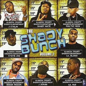 Image pour 'The Shady Bunch Vol. 2'
