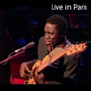 Image pour 'Live in Paris'