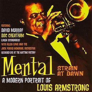 Imagen de 'Mental Strain At Dawn: A Modern Portrait of Louis Armstrong'