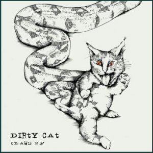 Image pour 'Dirty Cat - Claws EP'