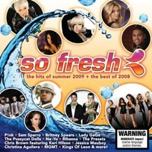 Immagine per 'So Fresh: The Hits of Summer 2009 + The Best of 2008'
