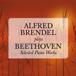 Image for 'Alfred Brendel plays Beethoven: Selected Piano Works'