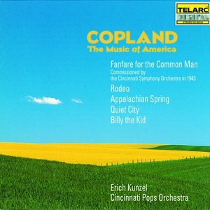 Image for 'Copland: The Music Of America'