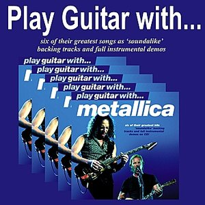 Image for 'Play Guitar with the Music of Metallica'
