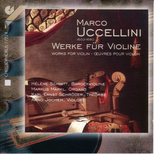 Image for 'Uccellini, M.: Violin Music'
