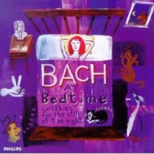Imagen de 'Bach at Bedtime: Lullabies for the Still of the Night'