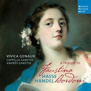 Bild för 'A Tribute to Faustina Bordoni'