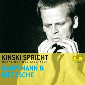 Image for 'Kinski spricht Hauptmann und Nietzsche'