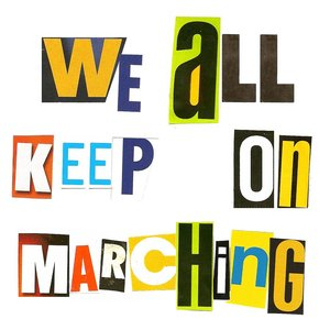 Image for 'We All Keep On Marching Single (2009)'