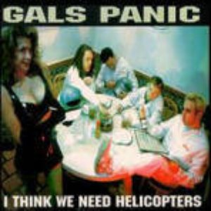Image for 'Gals Panic'