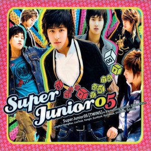 Image for 'Super Junior 05'