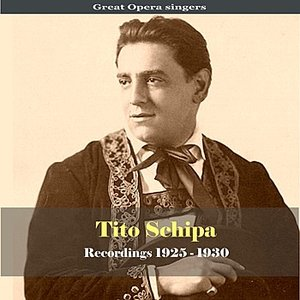 Imagen de 'Great Opera Singers / Tito Schipa - Recordings 1925-1930'
