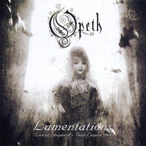 Immagine per 'Lamentations: Live at Shepherd's Bush Empire 2003'