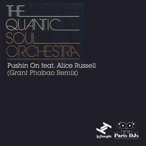 Image for 'The Quantic Soul Orchestra feat. Alice Russell'