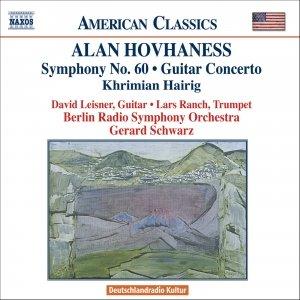 Image for 'HOVHANESS: Khrimian Hairig / Guitar Concerto / Symphony No. 60'