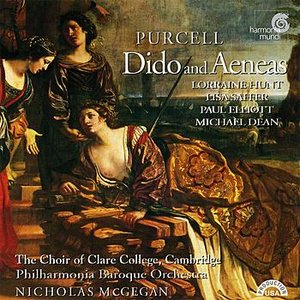 Image for 'Purcell: Dido and Aeneas: Act III: See the flags'
