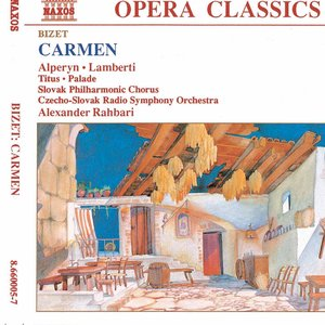Image for 'Bizet: Carmen'