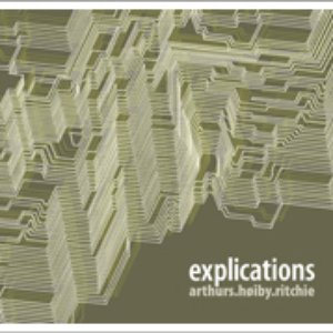 Image for 'Explications'