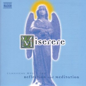 Image for 'Miserere: Classical Music for Reflection and Meditation'