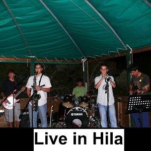 Image for 'Live at Hila'