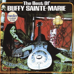 """The Best of Buffy Sainte-Marie""的封面"