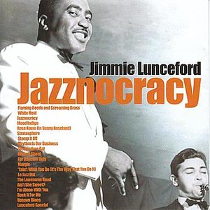 Image for 'Jazznocracy'