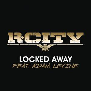 """Locked Away (feat. Adam Levine) - Single""的封面"