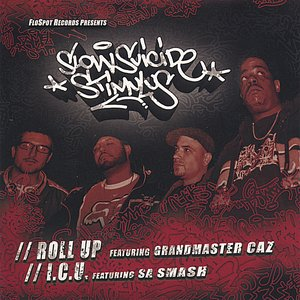 Image for 'Roll UP Featuring Grandmaster Caz Limited Edition CD Single including I.C.U. featuring SA SMASH and produced by CAMU TAO'