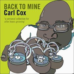 Imagen de 'Back to Mine: Carl Cox'