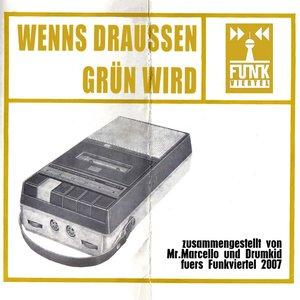 Image pour 'Wenns draussen gruen wird - Mixtape 2007'