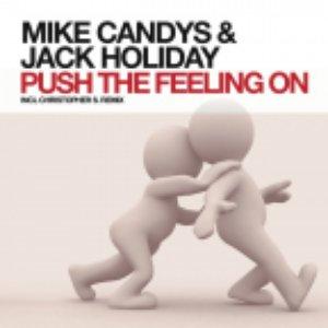 Imagem de 'Push the Feeling on'