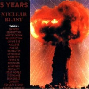 Image for '5 Years Nuclear Blast'