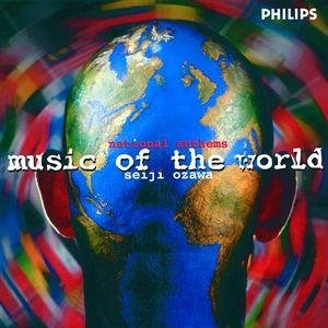 Image pour 'Music of The World - National Anthems'