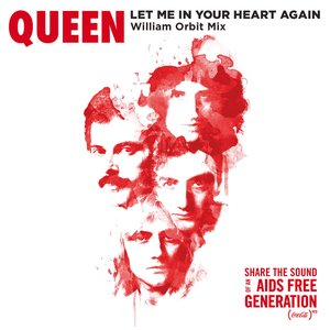 Image for 'Let Me In Your Heart Again (William Orbit Mix)'