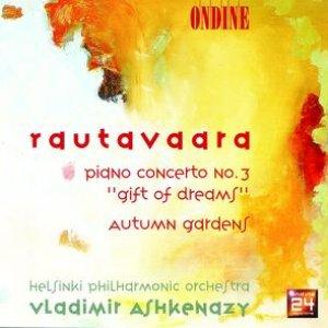 Bild för 'Rautavaara: Gift Of Dreams; Autumn Gardens'