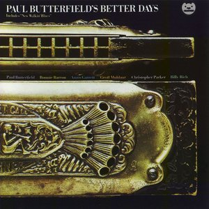 Image for 'Paul Butterfield's Better Days'