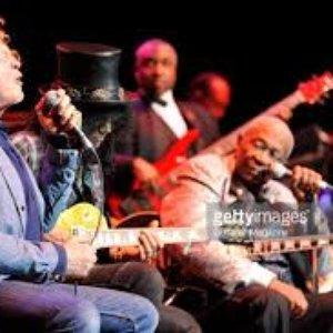 Image for 'B.B. King with Mick Hucknall'
