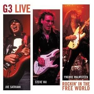 Imagen de 'G3: Rockin' In The Free World'