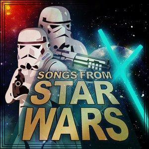 Imagen de 'Songs from Star Wars'