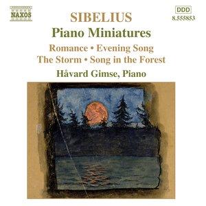 Image for 'Sibelius: Piano Music, Vol.  5'